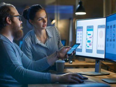 IT & WEB DESIGN